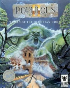 Cover Populous II: Trials of the Olympian Gods