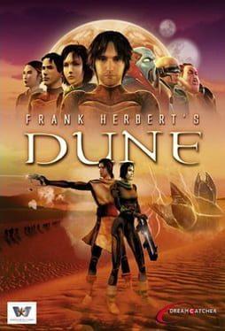 Cover Frank Herbert's Dune