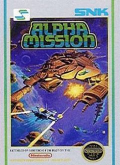 Cover Alpha Mission