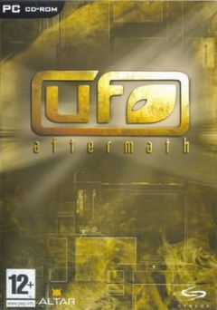 Cover UFO: Aftermath