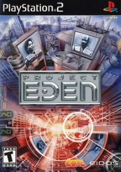 Cover Project Eden
