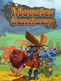 Cover Monster Sanctuary