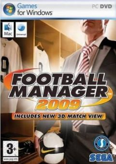 Cover Football Manager 2009