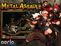 Cover Metal Assault