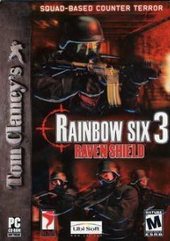 Cover Tom Clancy's Rainbow Six 3: Raven Shield
