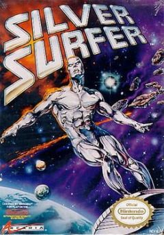 Cover Silver Surfer