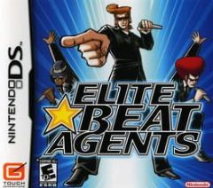 Cover Elite Beat Agents