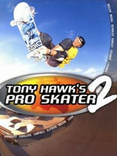 Cover Tony Hawk's Pro Skater 2