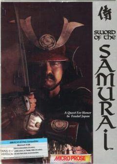 Cover Sword of the Samurai