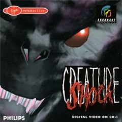 Cover Creature Shock