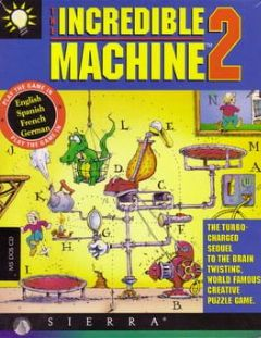 Cover The Incredible Machine 2