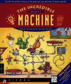 Cover The Incredible Machine 3