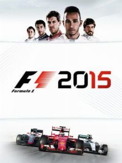 Cover F1 2015
