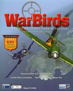 Cover WarBirds
