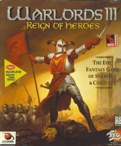 Cover Warlords III: Reign of Heroes