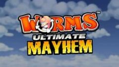 Cover Worms: Ultimate Mayhem