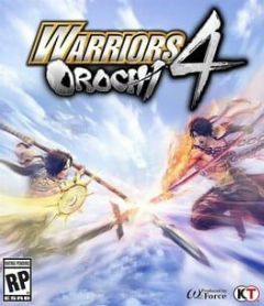 Cover Warriors Orochi 4