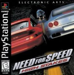 Cover Need for Speed: High Stakes