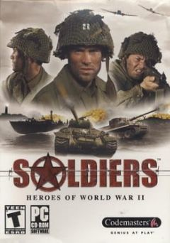 Cover Soldiers: Heroes of World War II