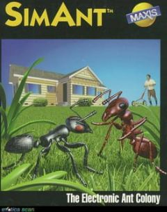 Cover SimAnt: The Electronic Ant Colony