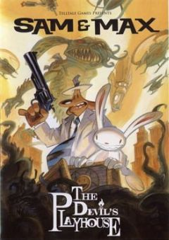 Cover Sam & Max: The Devil's Playhouse