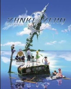Cover Zanki Zero: Last Beginning