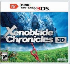 Cover Xenoblade Chronicles 3D