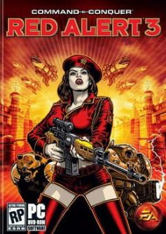 Cover Command & Conquer: Red Alert 3