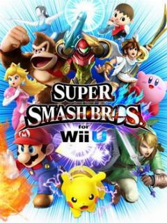 Cover Super Smash Bros. for Wii U