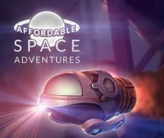 Cover Affordable Space Adventures