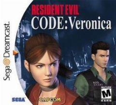 Cover Resident Evil Code: Veronica