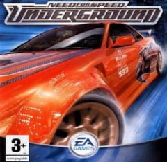 Cover Need for Speed: Underground
