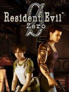 Cover Resident Evil Zero