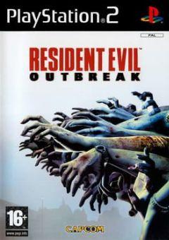 Cover Resident Evil: Outbreak