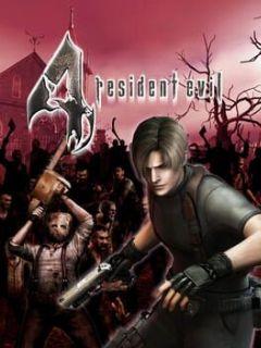 Cover Resident Evil 4