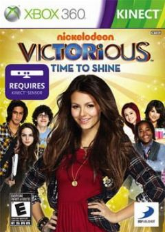 Cover Victorious: Time to Shine