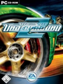 Cover Need for Speed: Underground 2
