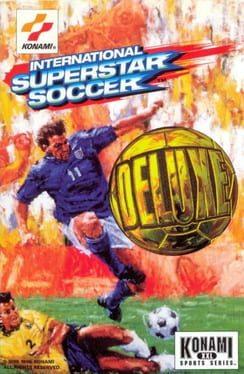 Cover International Superstar Soccer Deluxe