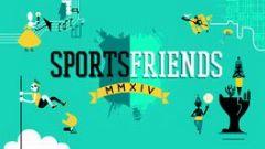 Cover Sportsfriends