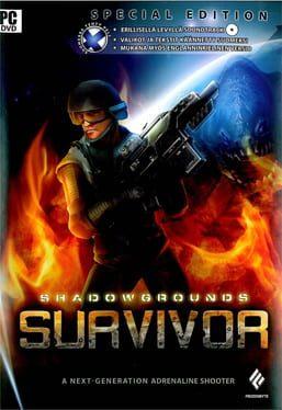 Cover Shadowgrounds Survivor