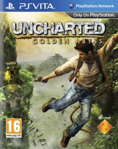 Cover Uncharted: Golden Abyss