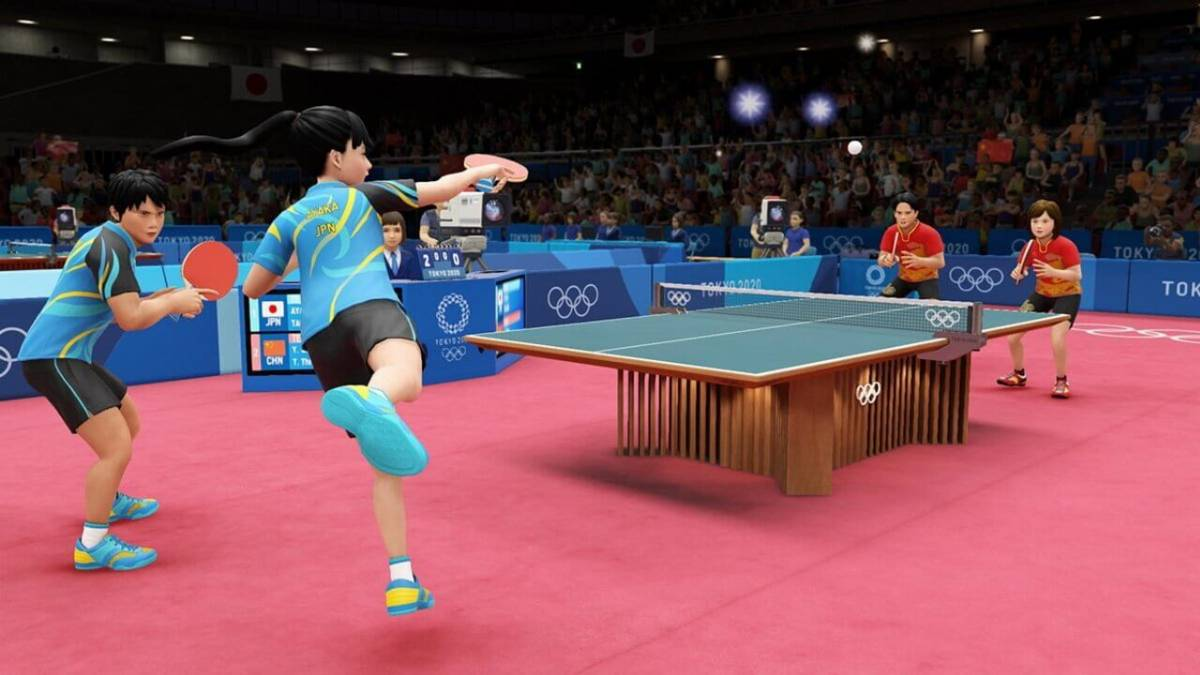 Olympics Games Tokyo 2020 – The Official Video Game