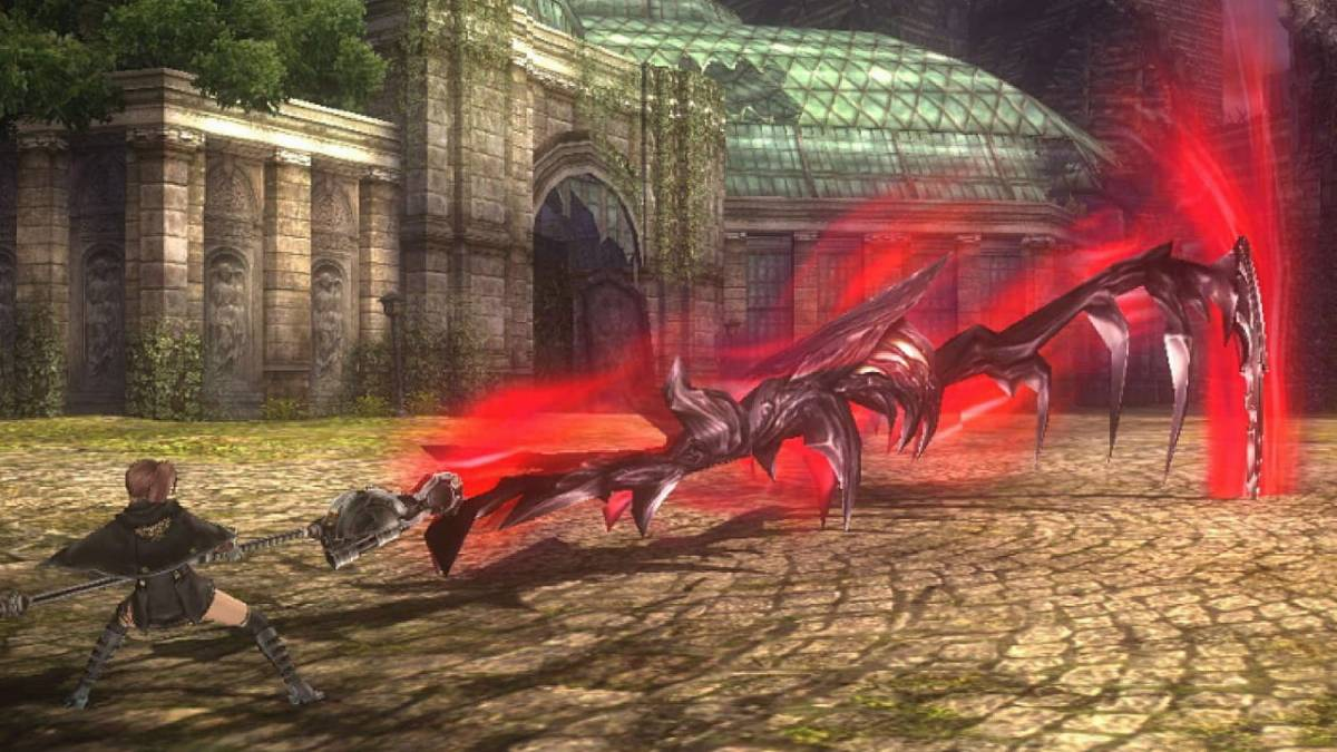 God Eater 2 – Rage Burst