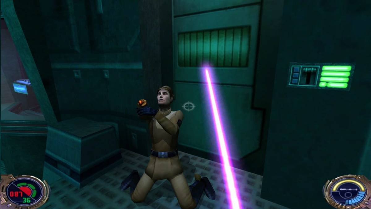 Star Wars: Jedi Knight II – Jedi Outcast