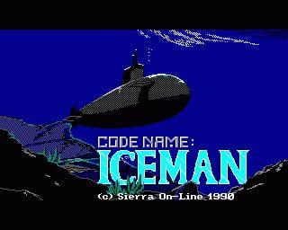 Codename: ICEMAN