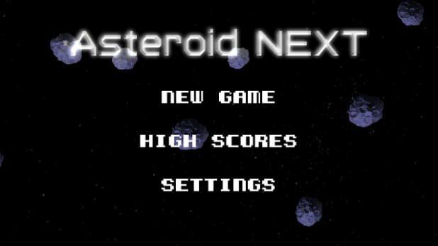 Asteroid Next