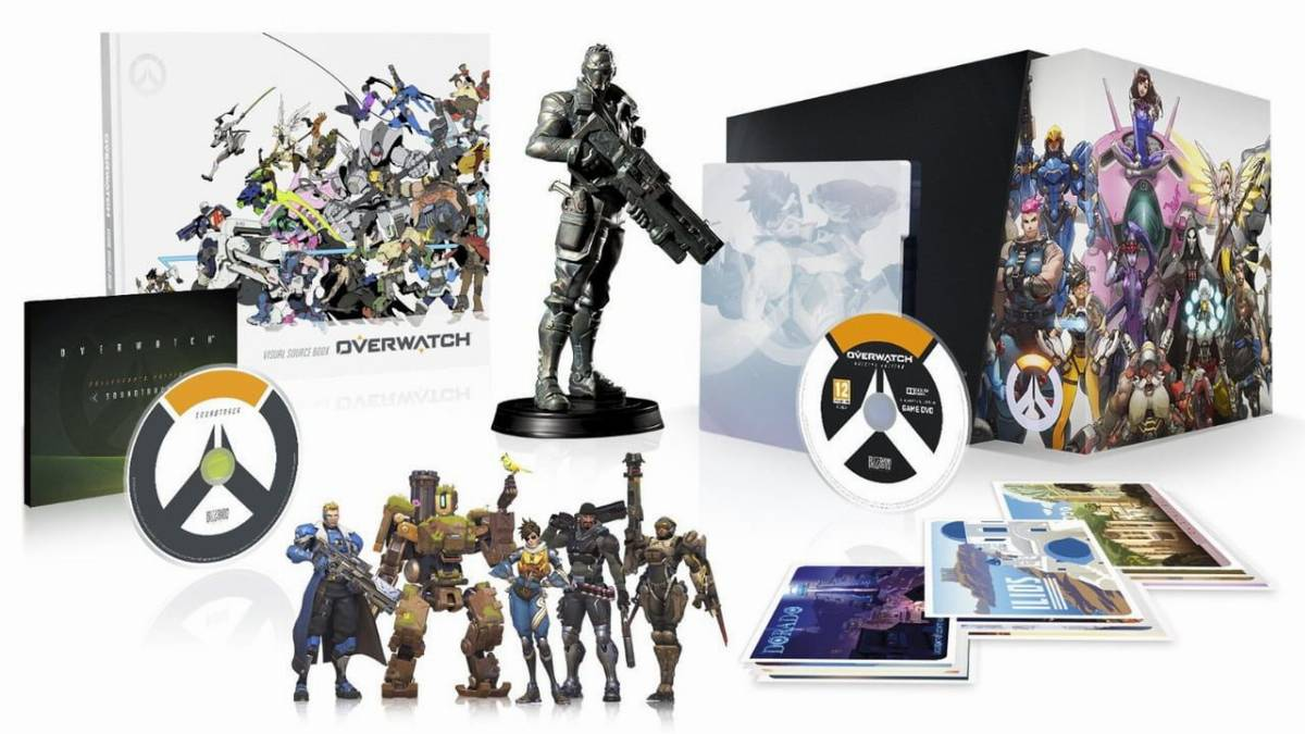 Overwatch – Collector's Edition