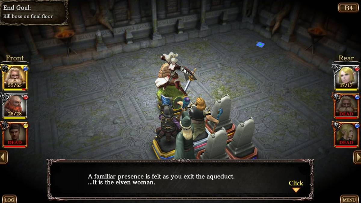 Wizrogue – Labyrinth of Wizardry