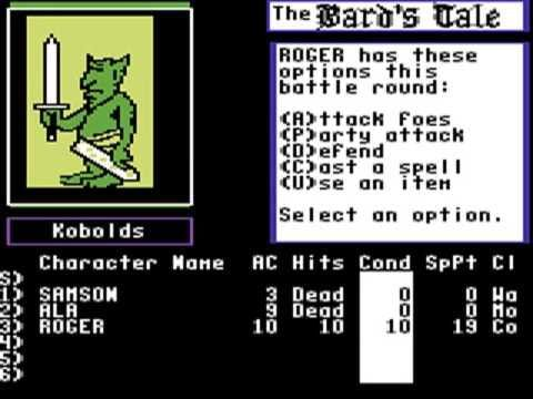 Tales of the Unknown: Volume I – The Bard's Tale
