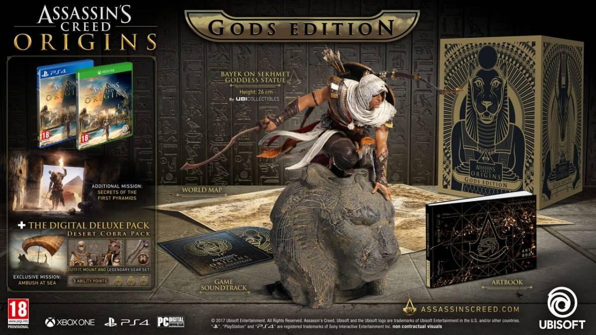 Assassin's Creed: Origins – God's Edition
